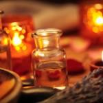 Conjuro de amor con aceites aromáticos de diversos poderes
