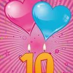 Hechizo para que se cumplan diez deseos de amor, salud y fortuna